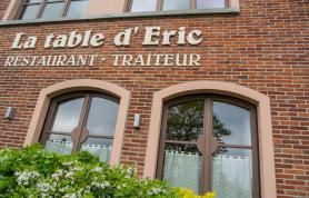La table d'Éric